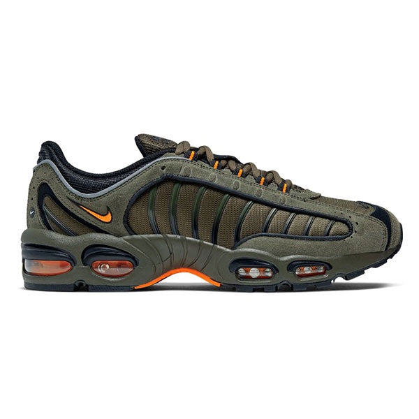 Nike Air Max Tailwind IV SE Cargo Khaki Total Orange
