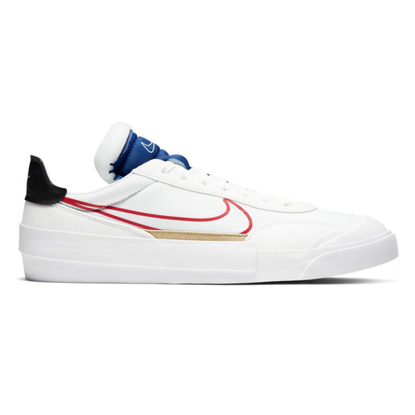 Nike Drop Type HBR White University Red Deep Royal Blue