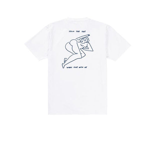 Polar Erotic Tee White