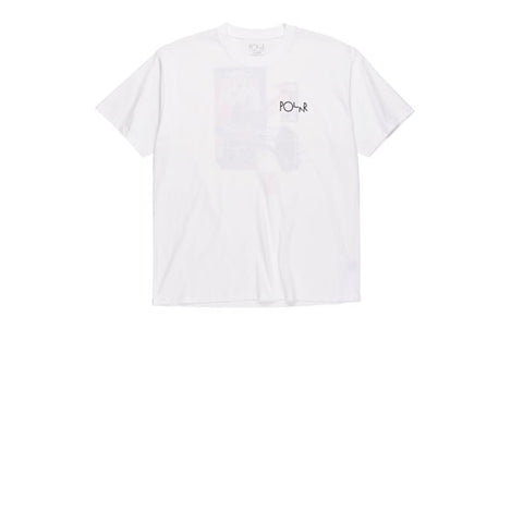 Polar Frequency Tee White