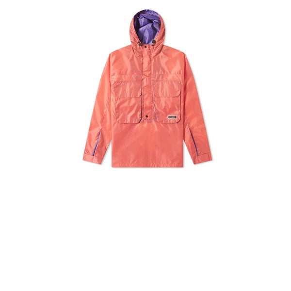 Stussy Drift Pullover Jacket Pink