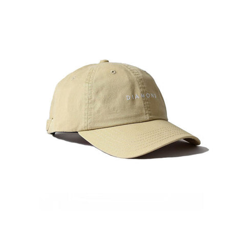 Diamond Leeway Sports Hat Khaki