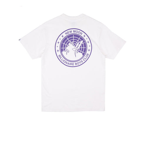BBC New Moon S/S T-Shirt White - Kong Online - 2