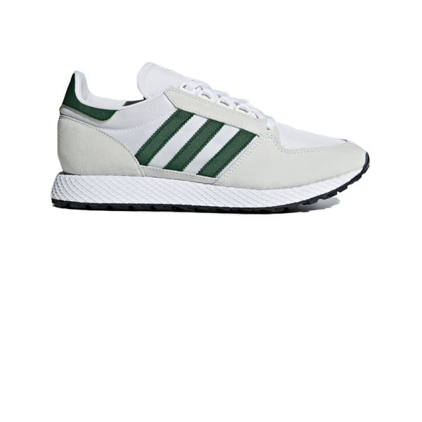 Adidas Forest Grove Crystal White Green Black