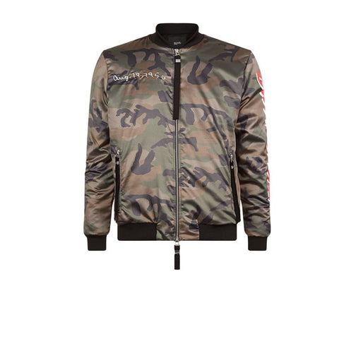 Blood Brother Loyal Bomber Khaki - Kong Online - 1
