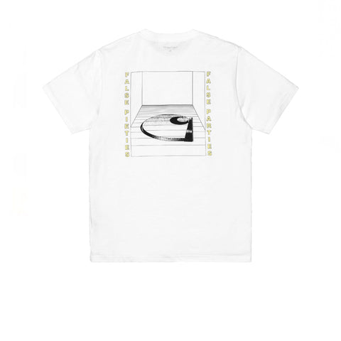 Carhartt S/S False Pieties T-Shirt White