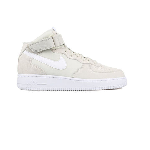 Nike Air Force 1 Mid 07 Light Bone White - Kong Online - 1