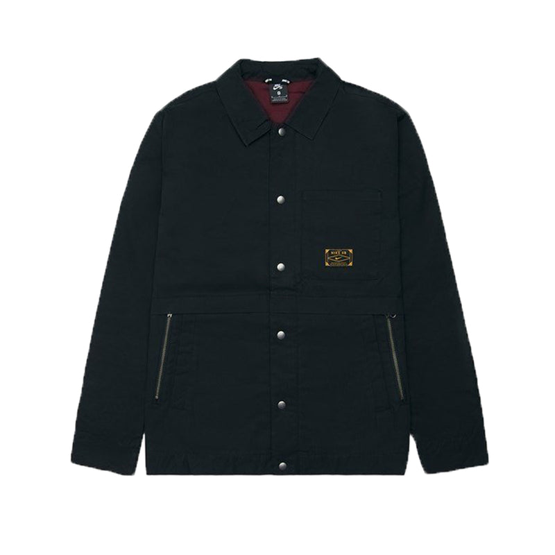Nike SB Jacket ISO Black Night Maroon