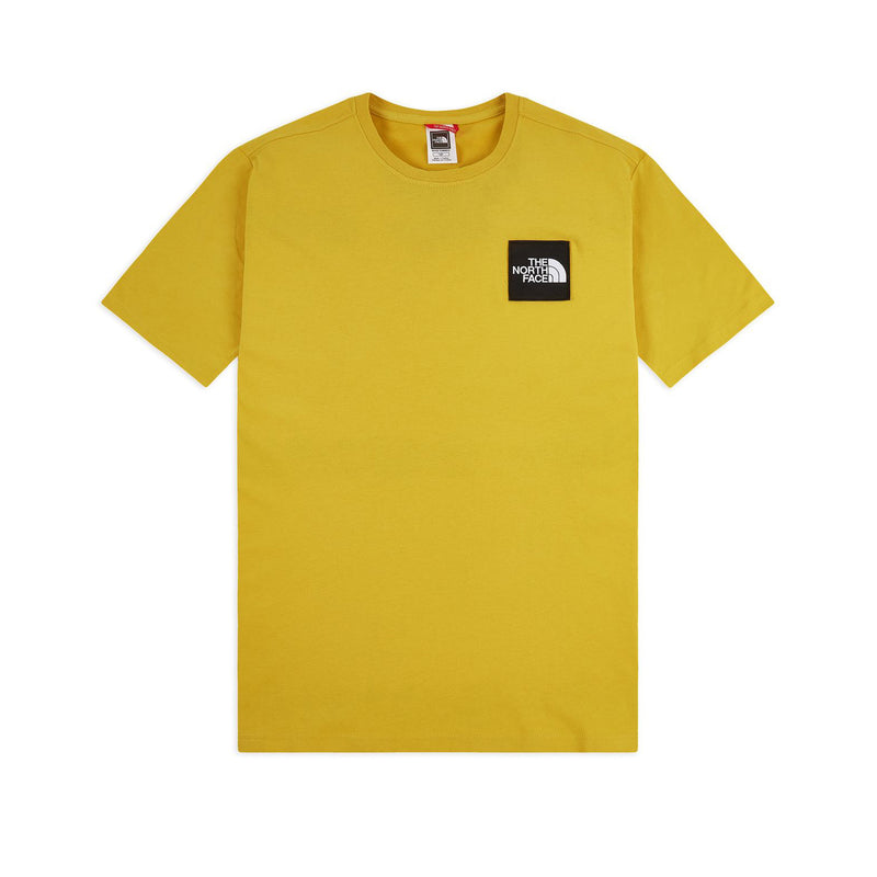 The North Face Mos Tee Bamboo Yellow