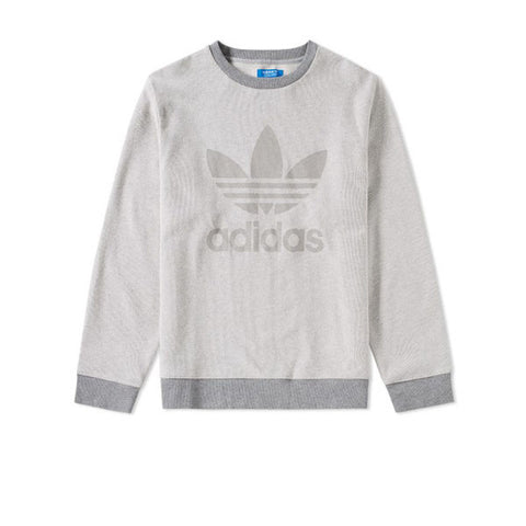 Adidas Noize Crew Grey Heather - Kong Online