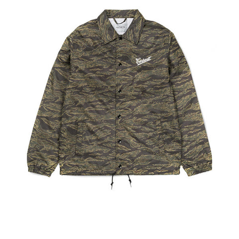 Carhartt Strike Coach Jacket Camo Tiger Laurel