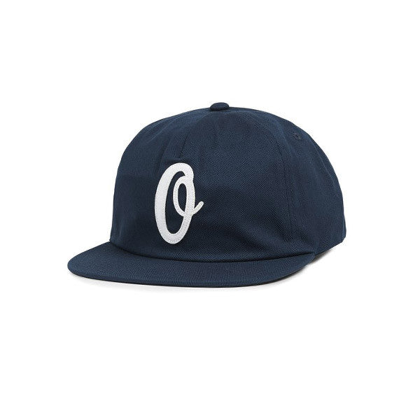 Obey Infield Snapback Navy - Kong Online