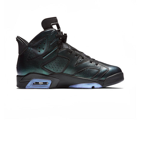 Air Jordan 6 Retro AS Black Black