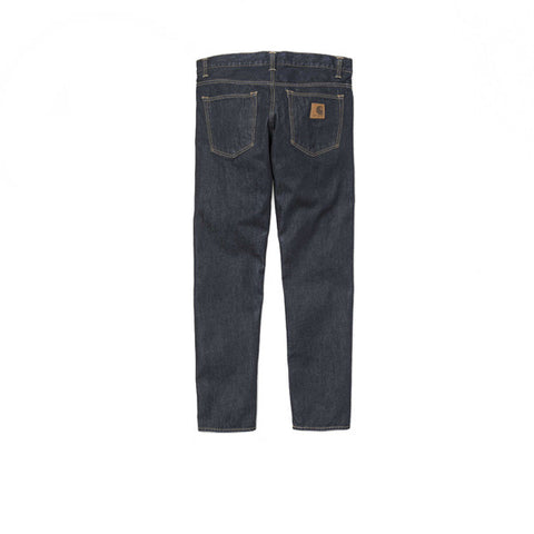 Carhartt Davies Pant Blue Rinsed - Kong Online