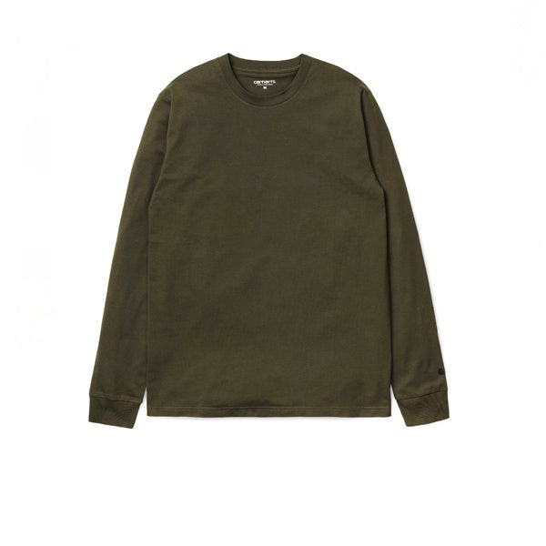 Carhartt L/S Base T-Shirt Cypress