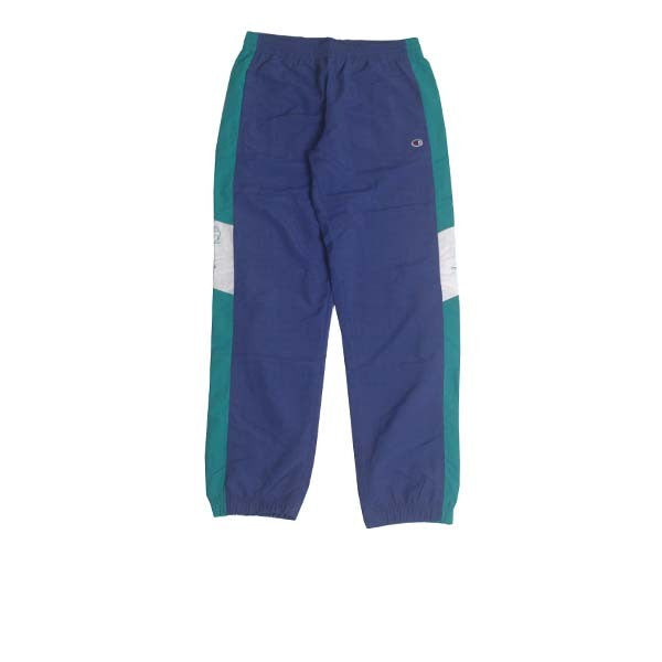 Champion Elastic Cuff Pants Blue Green