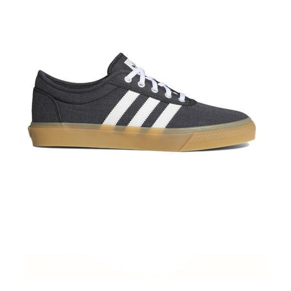 Adidas Adi-Ease Core Black White Gum