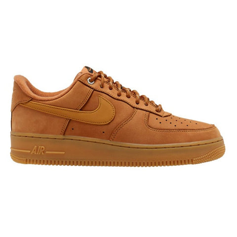 Nike Air Force 1 07 WB Flax Wheat Gum Light Brown