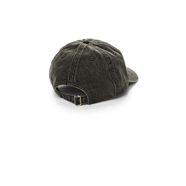 Polar Denim Cap Black