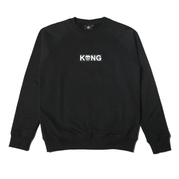 Kong Box Logo Sweatshirt Black
