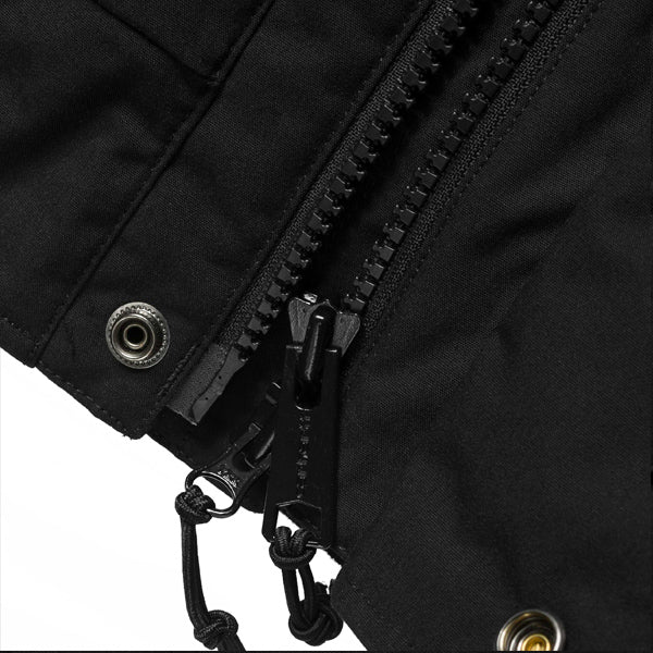 Carhartt Trapper Jacket Black Black