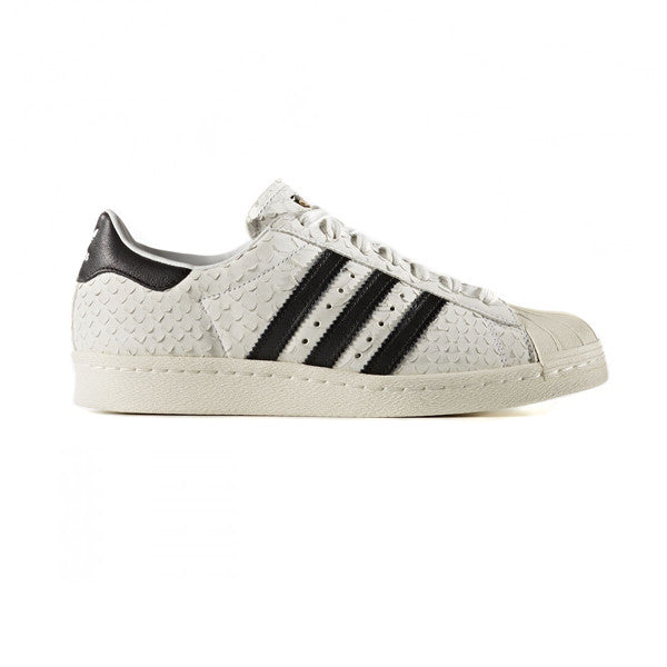 Adidas Superstar 80s W Cry White Black - Kong Online - 1