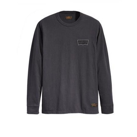 Levis Skate Graphic L/S Tee Black