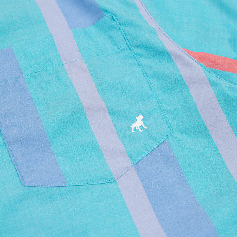 Nike SB ISO Shirt Oracle Aqua