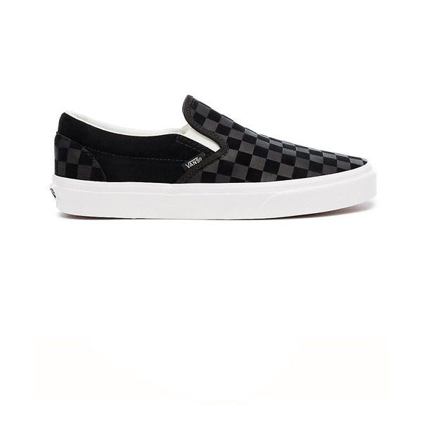 Vans Classic Slip On Checker Emboss Black