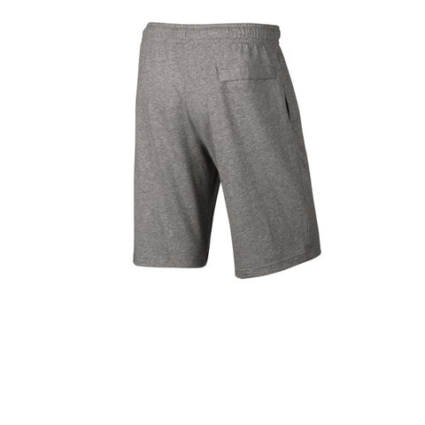 Nike Jogger Short Dark Grey Heather White