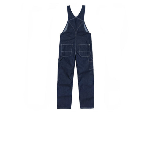 Carhartt Bib Overall Blue Strand Washed