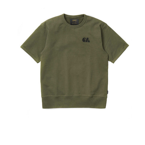 Carhartt S/S Military Training Sweat Rover Green - Kong Online