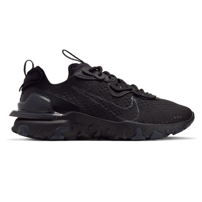 Nike React Vision Black/Anthracite-Black