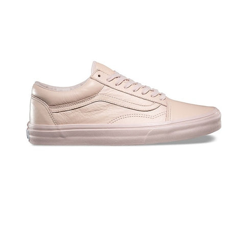 Vans Old Skool (Leather) Mono Sepia Rose