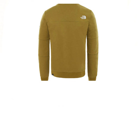 The North Face Fine Crew Sweat Lt Fir Green