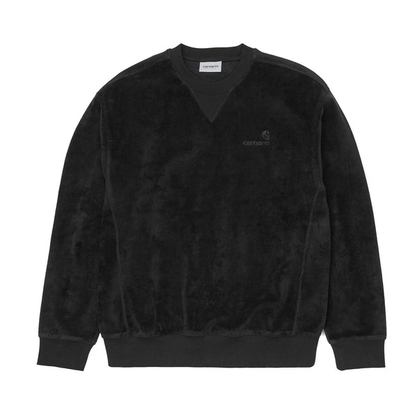 Carhartt WIP United Script Sweat Black