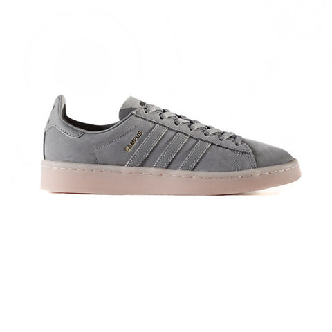 Adidas Campus W Grey Heather Ice Pink