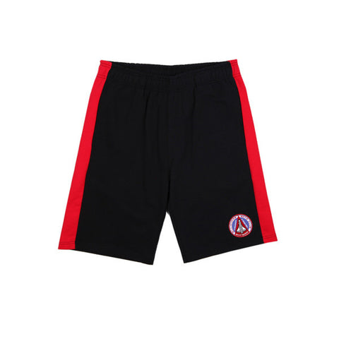 BBC Approach + Landing Sweatshorts Black Red - Kong Online - 1