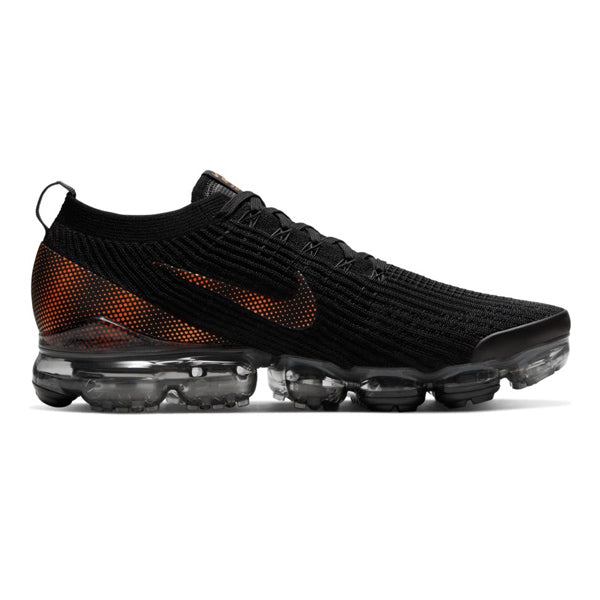 Nike Air Vapormax Flyknit 3 Black Total Orange