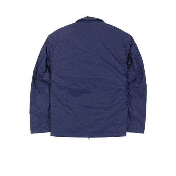 Stussy Insulated Bing Jacket Navy - Kong Online - 2