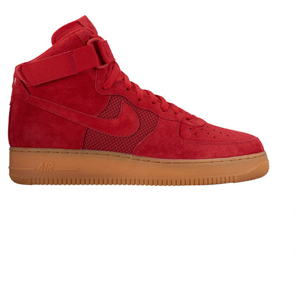 Nike Air Force 1 High 07 LV8 Gym Red - Kong Online