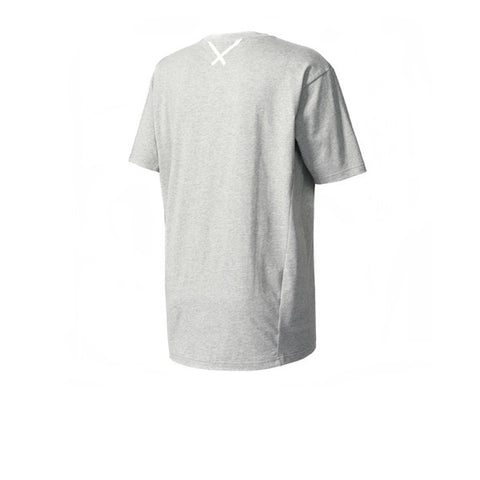 Adidas X by O S/S Tee Grey Heather