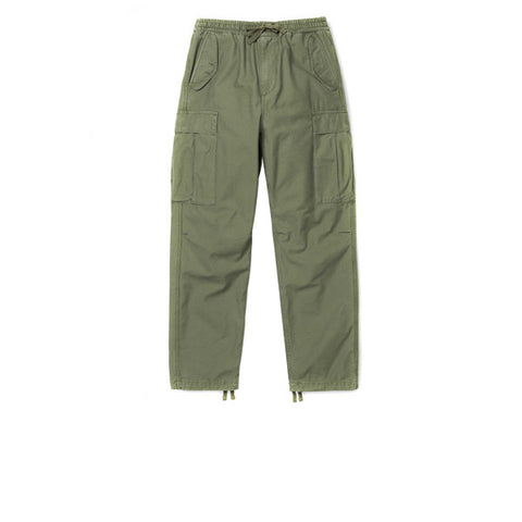Carhartt Camper Pant Dollar Green Stone Washed