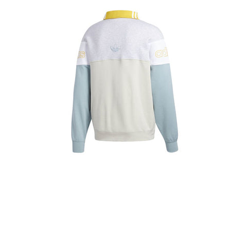 Adidas Rugby Sweat Raw White Ash Grey