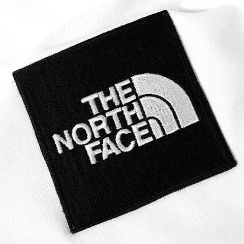 The North Face Fine Crew Sweat White - Kong Online - 2