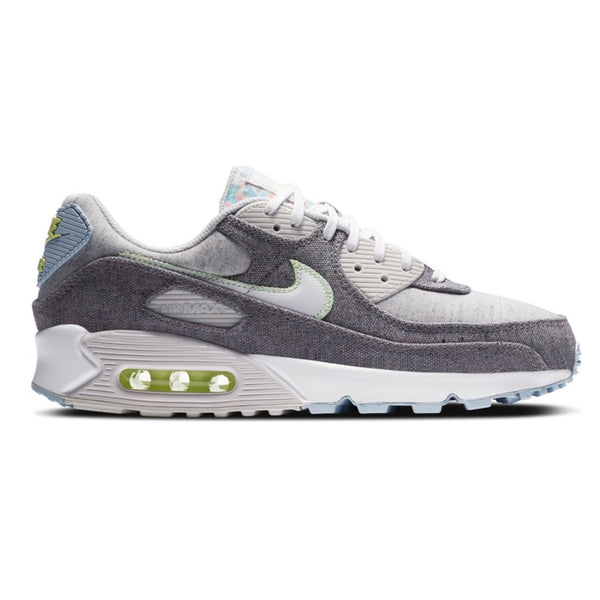 Nike Air Max 90 NRG Vast Grey/White-Barely Volt