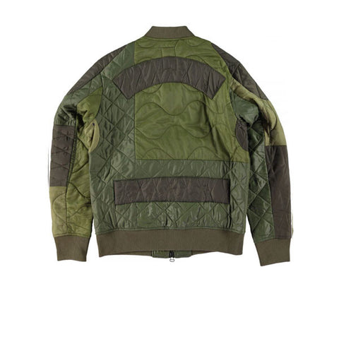 Maharishi Upcycled Liner Olive - Kong Online - 2
