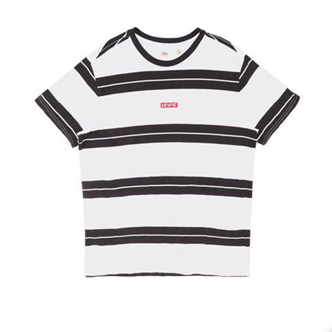 Levis S/S Relaxed Baby Tab Tee Bolt Stripe