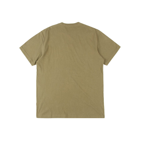 Maharishi Tigers Of Wrath T-Shirt Organic Jersey 190 Olive