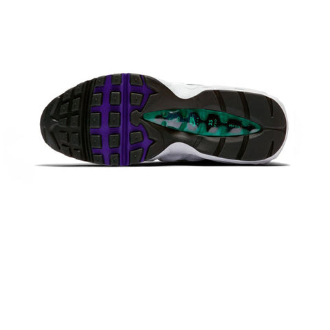 Nike W Air Max 95 White Court Purple Emerald Green